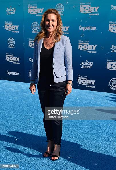 Actress Peri Gilpin attends the world premiere of DisneyPixar's 'Finding Dory' at the El Capitan Theatre 2016 in Hollywood California