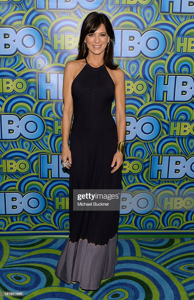 Actress <a gi-track='captionPersonalityLinkClicked' href=/galleries/search?phrase=Perrey+Reeves&family=editorial&specificpeople=537738 ng-click='$event.stopPropagation()'>Perrey Reeves</a> attends HBO's Annual Primetime Emmy Awards Post Award Reception at The Plaza at the Pacific Design Center on September 22, 2013 in Los Angeles, California.