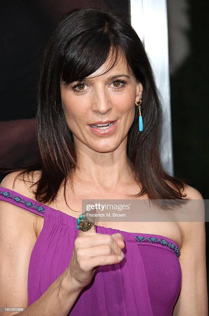 Actress Perrey Reeves attends the Premiere Of CBS Films' 'The Words' at the ArcLight Cinemas on September 4, 2012 in Hollywood, California.