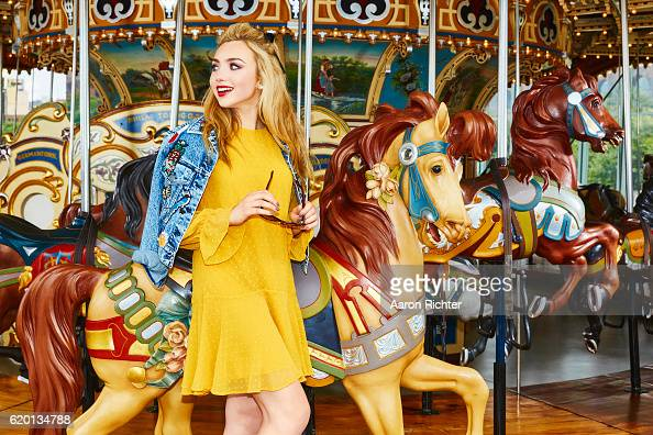 Actress Peyton List is photographed for Tiger Beat Magazines on July 5 2016 in Brooklyn New York ON EMBARGO UNTIL DECEMBER 1 2016