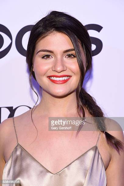 Actress Phillipa Soo attends the Tony Honors Cocktail Party presenting the 2016 Tony Honors For Excellence In The Theatre and honoring the 2016...