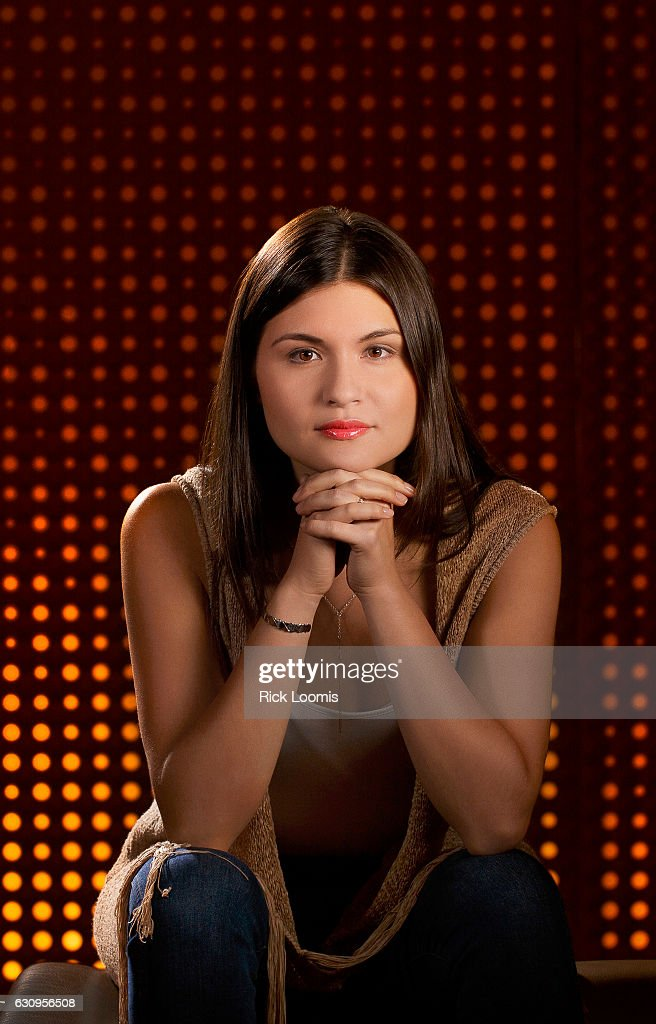 Actress Phillipa Soo is photographed for Los Angeles Times on November 22, 2016 in Los Angeles, California. PUBLISHED IMAGE.