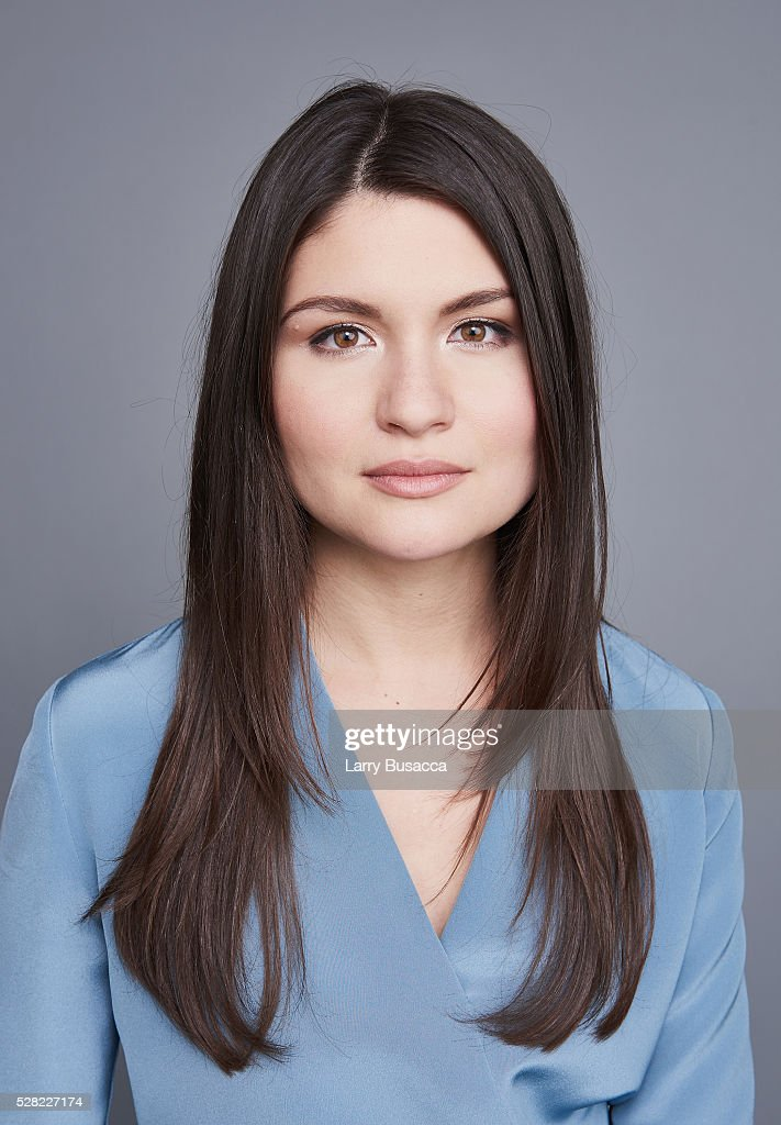 Actress <a gi-track='captionPersonalityLinkClicked' href=/galleries/search?phrase=Phillipa+Soo&family=editorial&specificpeople=9171450 ng-click='$event.stopPropagation()'>Phillipa Soo</a> poses for a portrait at the 2016 Tony Awards Meet The Nominees Press Reception on May 4, 2016 in New York City.