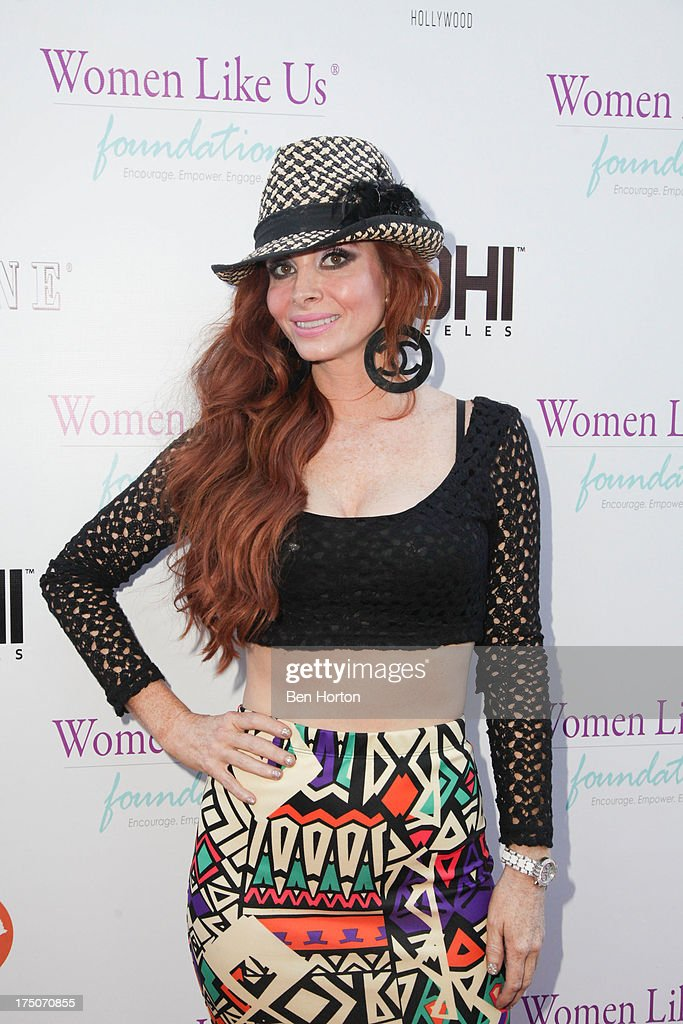 Actress Phoebe Price attends the Women Like Us Foundation's One Girl at a Time Fundraiser at the Aventine Hollywood on July 30, 2013 in Hollywood, California.
