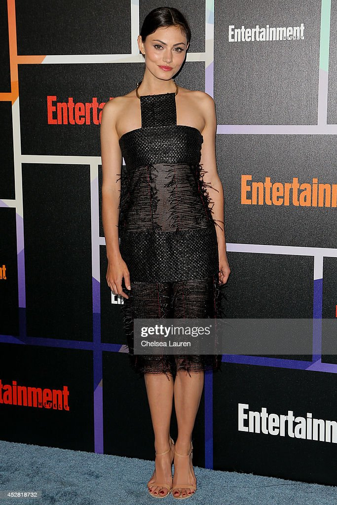 Actress <a gi-track='captionPersonalityLinkClicked' href=/galleries/search?phrase=Phoebe+Tonkin&family=editorial&specificpeople=5338240 ng-click='$event.stopPropagation()'>Phoebe Tonkin</a> arrives at Entertainment Weekly's Annual Comic Con Celebration at Float at Hard Rock Hotel San Diego on July 26, 2014 in San Diego, California.