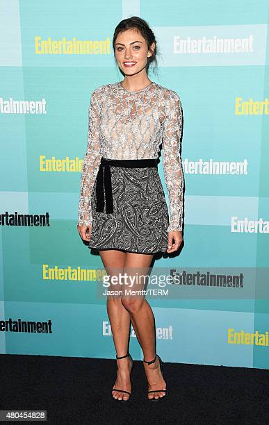 Actress Phoebe Tonkin attends Entertainment Weekly's ComicCon 2015 Party sponsored by HBO Honda Bud Light Lime and Bud Light Ritas at FLOAT at The...