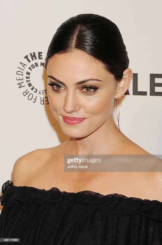 Actress Phoebe Tonkin attends the 2014 PaleyFest - 'The Vampire Diaries' & 'The Originals' held at Dolby Theatre on March 21, 2014 in Hollywood, California.