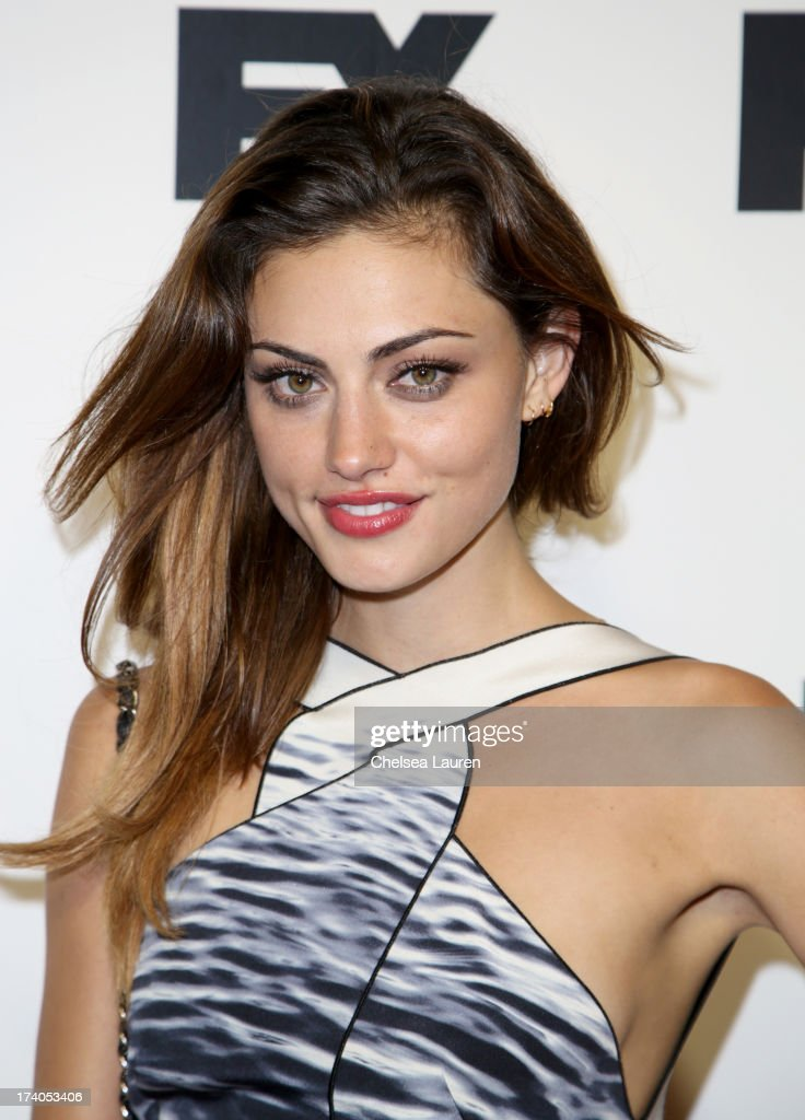 Actress Phoebe Tonkin attends the Maxim, FX and Home Entertainment Comic-Con Party on July 19, 2013 in San Diego, California.