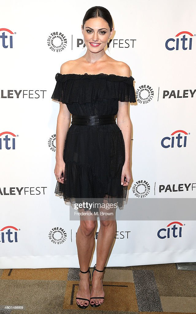 Actress Phoebe Tonkin attends The Paley Center for Media's PaleyFest 2014 Honoring 'The Vampire Diaries' and 'The Originals' at the Dolby Theatre on March 22, 2014 in Hollywood, California.