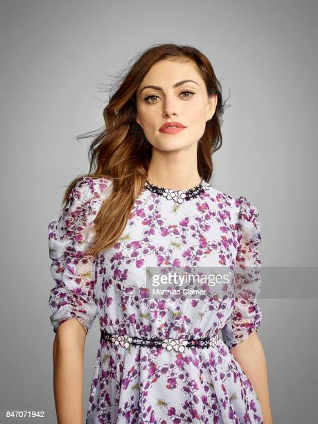 Actress Phoebe Tonkin from 'The Originals' is photographed for Entertainment Weekly Magazine on July 23 2016 at Comic Con in the Hard Rock Hotel in...