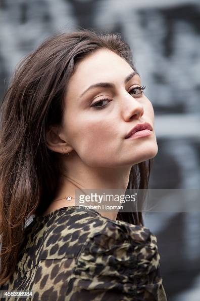Actress Phoebe Tonkin is photographed for The Daily Telegraph Australia on September 9 2014 in New York City