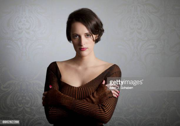Actress Phoebe WallerBridge is photographed for Los Angeles Times on May 6 2017 in Los Angeles California PUBLISHED IMAGE CREDIT MUST READ Allen J...