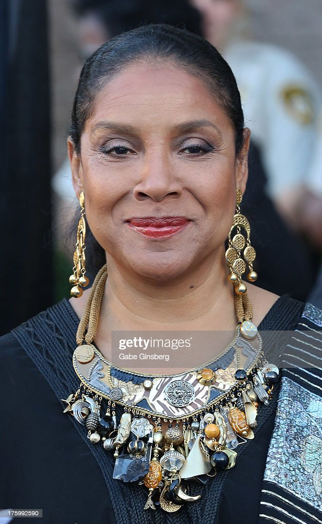 Actress Phylicia Rashad arrives at the 11th annual Ford Neighborhood Awards at the MGM Grand Garden Arena on August 10, 2013 in Las Vegas, Nevada.