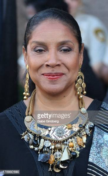 Actress Phylicia Rashad arrives at the 11th annual Ford Neighborhood Awards at the MGM Grand Garden Arena on August 10 2013 in Las Vegas Nevada