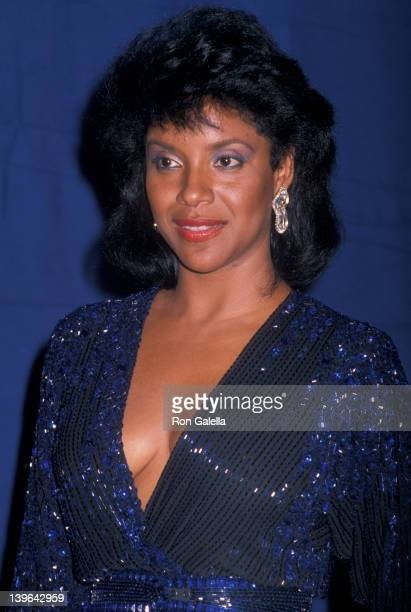 Actress Phylicia Rashad attending 15th Annual People's Choice Awards on March 12 1989 at Disney Studios in Burbank California