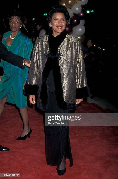 Actress Phylicia Rashad attending 28th Annual NAACP Image Awards on February 9 1997 at the Pasadena Civic Auditorium in Pasadena California