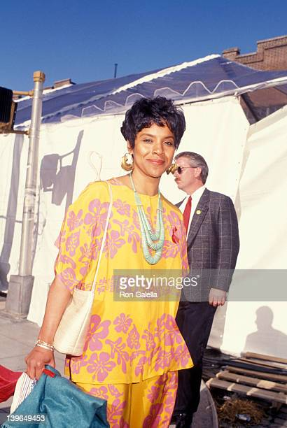 Actress Phylicia Rashad attending 'Kids For Kids Benefit For Pediactric AIDS Foundation' on April 18 1993 at Industria Superstudio in New York City...