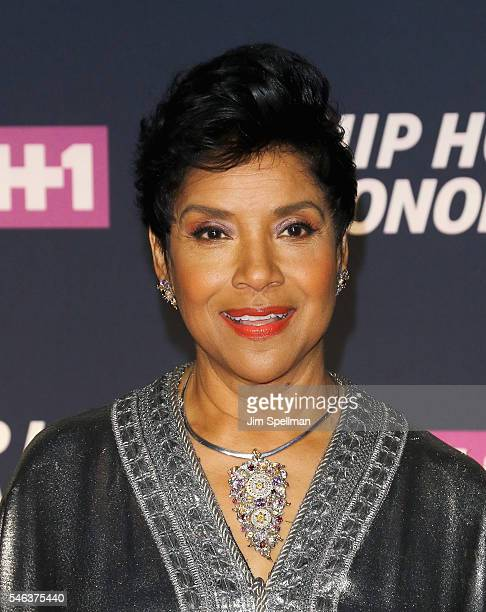 Actress Phylicia Rashad attends the 2016 VH1 Hip Hop Honors All Hail The Queens at David Geffen Hall on July 11 2016 in New York City