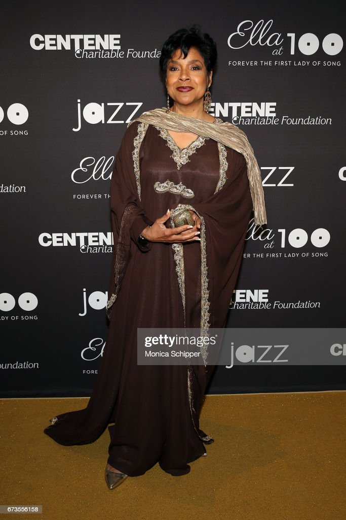 Actress Phylicia Rashad attends the 2017 Jazz At Lincoln Center Gala: Ella At 100: Forever The First Lady of Song, at Frederick P. Rose Hall, Jazz at Lincoln Center on April 26, 2017 in New York City.