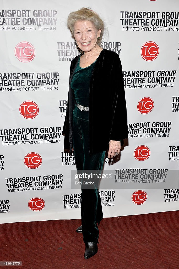 Actress Phyllis Somerville attends 'I Remember Mama' Opening Night at The Gym at Judson on March 30, 2014 in New York City.