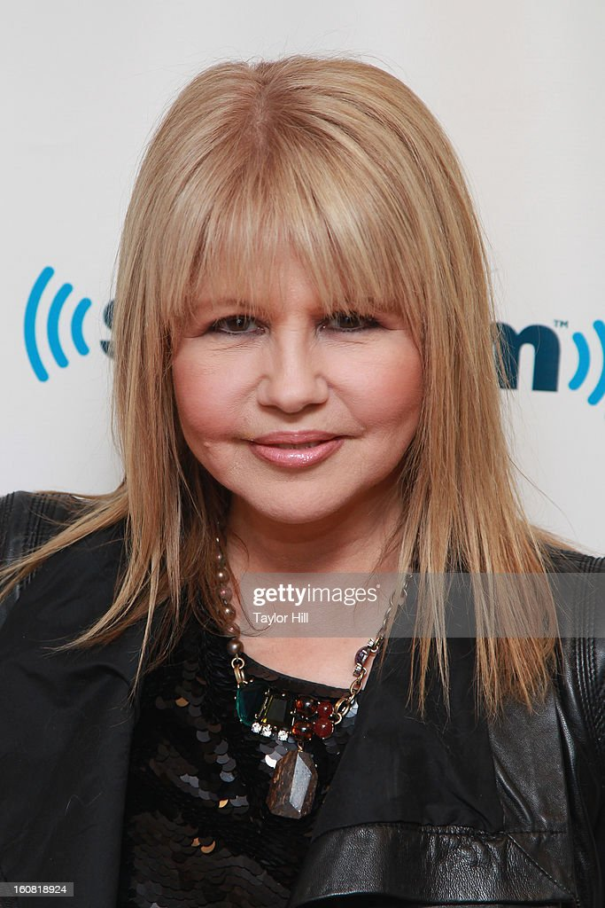 Actress <a gi-track='captionPersonalityLinkClicked' href=/galleries/search?phrase=Pia+Zadora&family=editorial&specificpeople=983599 ng-click='$event.stopPropagation()'>Pia Zadora</a> visits SiriusXM Studios on February 6, 2013 in New York City.