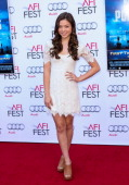 Actress Piper Curda attends the 50th Anniversary of 'Mary Poppins' at AFI FEST 2013 at the TCL Chinese Theatre on November 9 2013 in Hollywood...