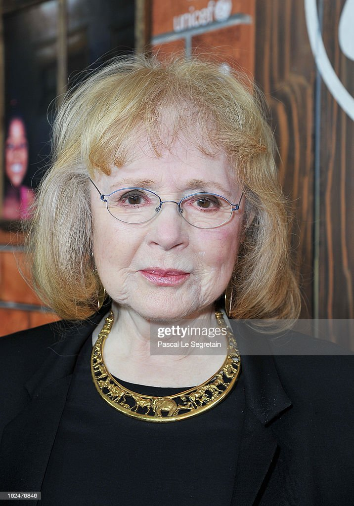 Actress <a gi-track='captionPersonalityLinkClicked' href=/galleries/search?phrase=Piper+Laurie&family=editorial&specificpeople=241464 ng-click='$event.stopPropagation()'>Piper Laurie</a> attends a Pre-Oscar charity brunch hosted by Montblanc and UNICEF to celebrate the launch of their new 'Signature For Good 2013' Initiative with special guest Hilary Swank at Hotel Bel-Air on February 23, 2013 in Los Angeles, California.