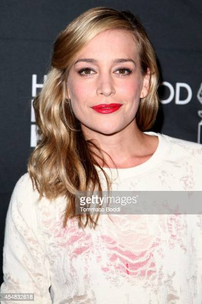 Actress Piper Perabo attends the HFPA InStyle's 2014 TIFF celebration at the 2014 Toronto International Film Festival at Windsor Arms Hotel on...
