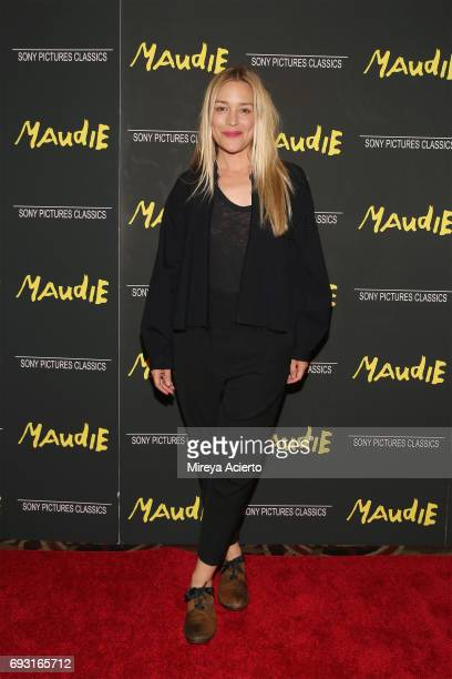 Actress Piper Perabo attends the 'Maudie' New York screening at AMC Loews Lincoln Square on June 6 2017 in New York City
