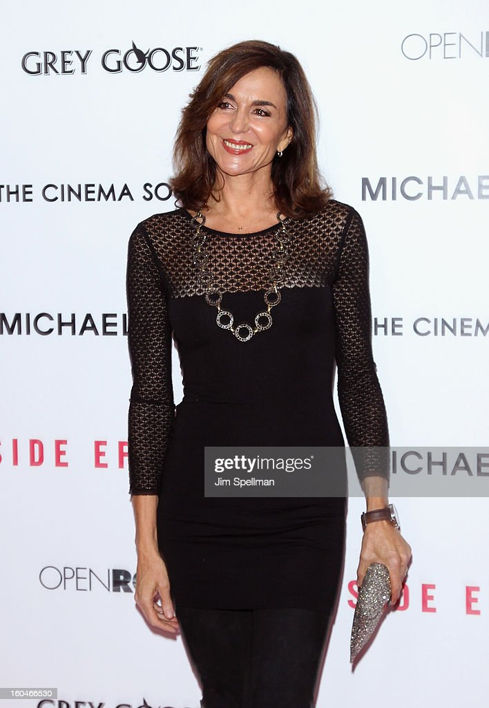 Actress Polly Draper attends the Open Road With The Cinema Society And Michael Kors Host The Premiere Of 'Side Effects' at AMC Lincoln Square Theater on January 31, 2013 in New York City.