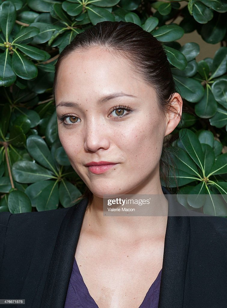 Actress Pomme attends The Consul General Of France, Mr. Axel Cruau, Honors The French Nominees For The 86th Annual Academy Awards party on March 3, 2014 in Beverly Hills, California.