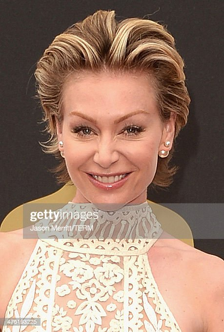Actress Portia de Rossi attends the Oscars held at Hollywood & Highland Center on March 2, 2014 in Hollywood, California.