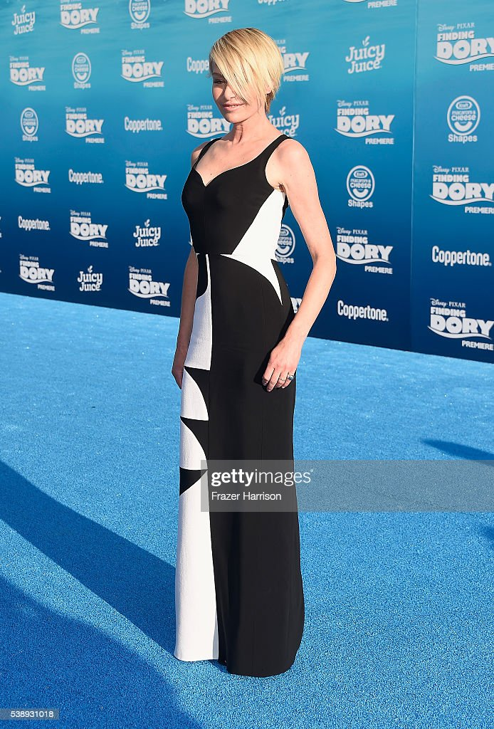 Actress Portia de Rossi attends the world premiere of DisneyPixar's 'Finding Dory' at the El Capitan Theatre 2016 in Hollywood California