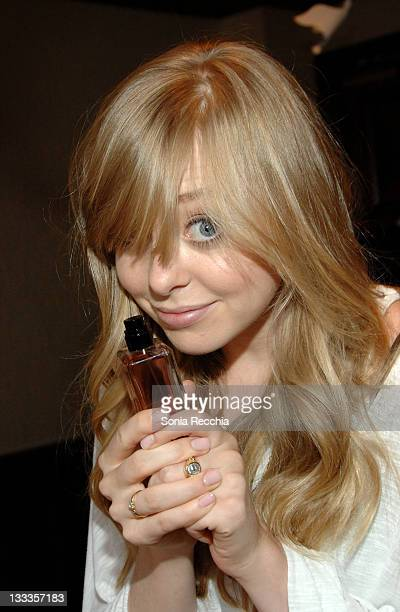 Actress Portia Doubleday attends the Tastemakers Lounge Day 4 held at the Intercontinental Hotel during the 2009 Toronto International Film Festival...