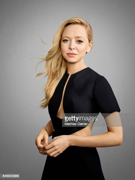 Actress Portia Doubleday from 'Mr Robot' is photographed for Entertainment Weekly Magazine on July 21 2016 at Comic Con in the Hard Rock Hotel in San...