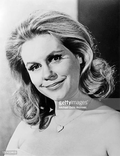 Actress poses for a portrait circa 1968 in Los Angeles California