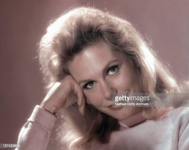 Actress poses for a portrait circa 1970 in Los Angeles California
