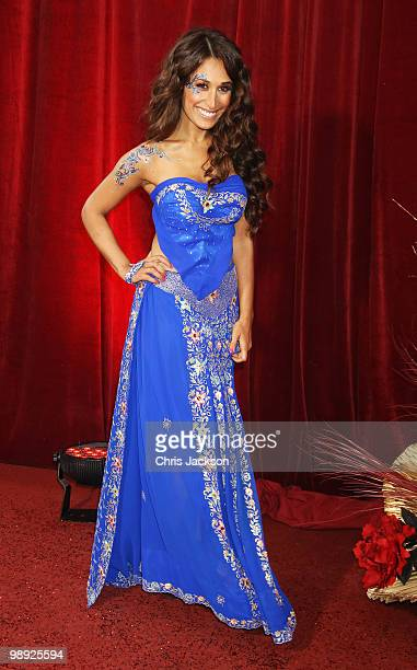 Actress Preeya Kalidas attends the 2010 British Soap Awards held at the London Television Centre on May 8 2010 in London England