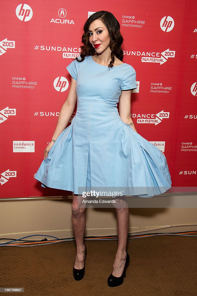 Actress Princess Donna attends the 'Kink' premiere at Egyptian Theatre during the 2013 Sundance Film Festival on January 19, 2013 in Park City, Utah.