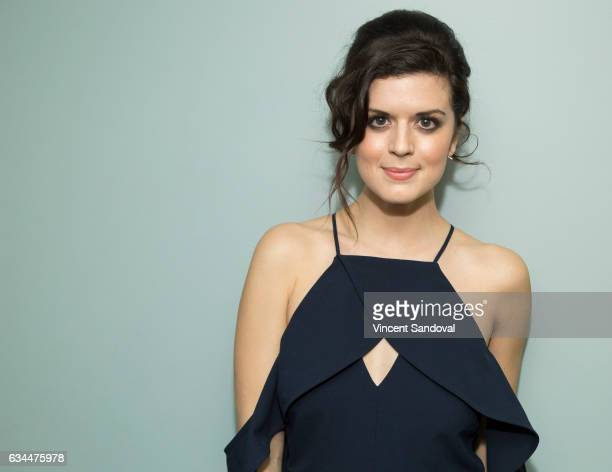 Actress Priscilla Faia attends SAGAFTRA Foundation's Conversations with 'You Me Her' at SAGAFTRA Foundation Screening Room on February 9 2017 in Los...