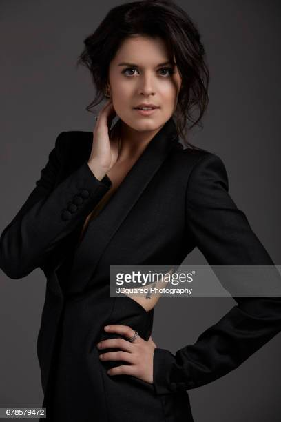 Actress Priscilla Faia is photographed for Self Assignment on December 6 2016 in Los Angeles California
