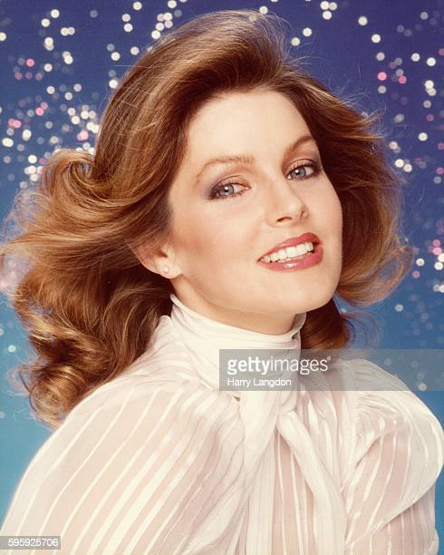 Actress Priscilla Presley poses for a portrait in 1978 in Los Angeles California