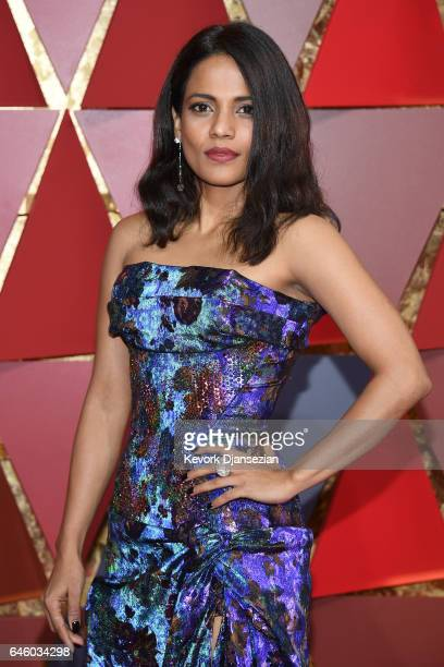 Actress Priyanka Bose attends the 89th Annual Academy Awards at Hollywood Highland Center on February 26 2017 in Hollywood California