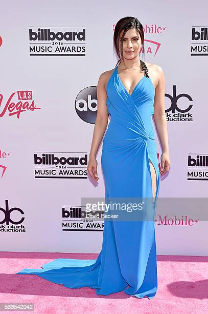 Actress Priyanka Chopra attends the 2016 Billboard Music Awards at TMobile Arena on May 22 2016 in Las Vegas Nevada