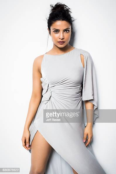 Actress Priyanka Chopra is photographed for Alexa on August 14 2016 in New York City