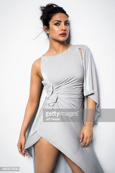 Actress Priyanka Chopra is photographed for Alexa on August 14 2016 in New York City PUBLISHED IMAGE