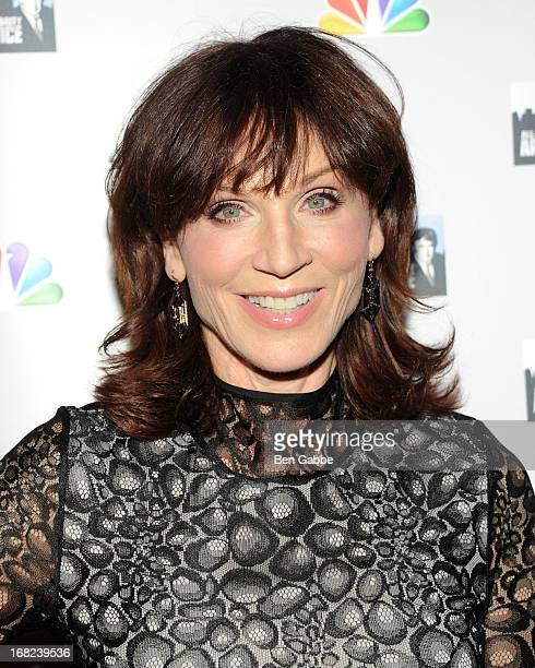 Actress producer and author Marilu Henner attends 'The Celebrity Apprentice AllStars' Red Carpet at Trump Tower on May 7 2013 in New York City