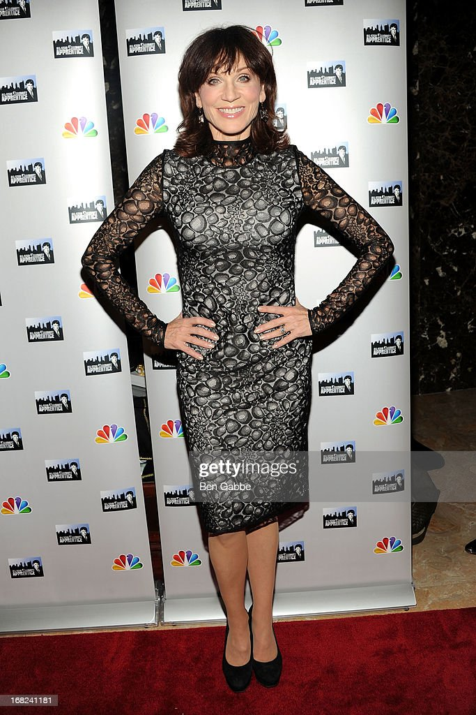 Actress, producer and author Marilu Henner attends 'The Celebrity Apprentice All-Stars' Red Carpet at Trump Tower on May 7, 2013 in New York City.