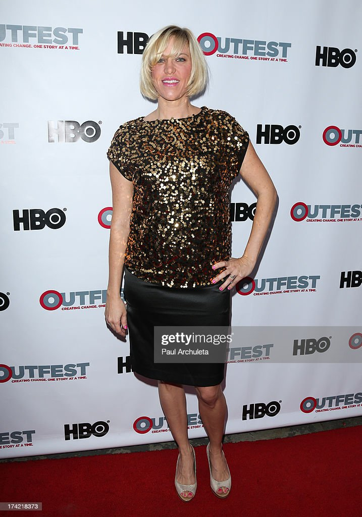 Actress / Producer Samantha Kern attends the screening of 'G.B.F.' at the 2013 Outfest film festival closing night gala at the Ford Theatre on July 21, 2013 in Hollywood, California.