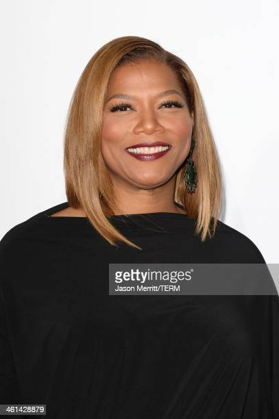 Actress Queen Latifah attends The 40th Annual People's Choice Awards at Nokia Theatre LA Live on January 8 2014 in Los Angeles California